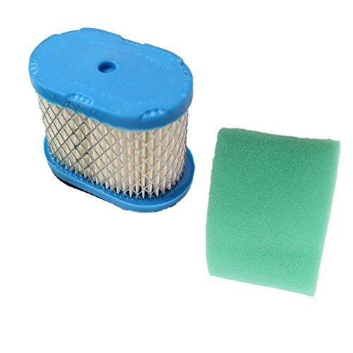 Podoy 697029 Air Filter for Briggs & Stratton M147431 with P
