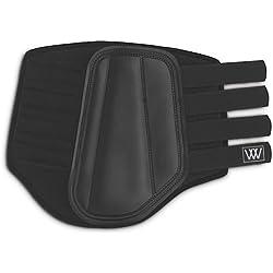 Woof Wear Single-Lock Brushing Boots, Black, Medium