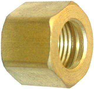 LASCO 17-6111 1/4-Inch Compression Brass Nuts, 2-Piece by LASCO