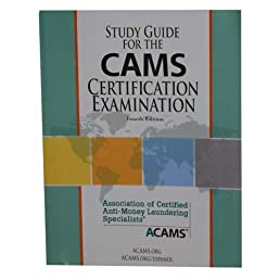 study guide for the cams certification examination 4th edition rh amazon com