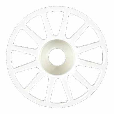 40 Series Wabash 23mm Wheel White PRO268104: Toys & Games