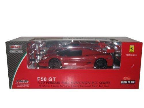 Remote Control Ferrari F50 GT Red 1/20 RC - Sale Ferrari For Collection