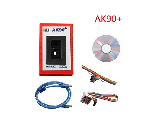 New AK90 for BMW ak90+ AK90 Key Programmer for All BMW EWS