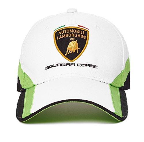 Automobili Lamborghini Squadra Corse Cap, - Corse Michael
