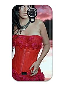 Top Quality Case Cover For Galaxy S4 Case With Nice Gothic Women People Women Appearance