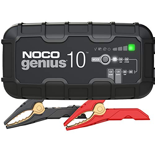 NOCO GENIUS10 10-Amp Fully-Automatic