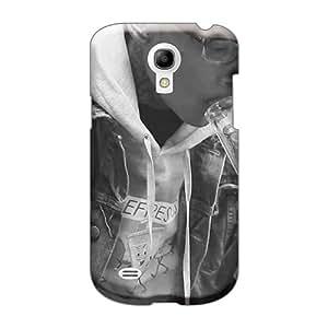 Samsung Galaxy S4 Mini QkQ16434ScQi Customized HD Wiz Khalifa Skin Protective Hard Phone Cover -JohnPrimeauMaurice
