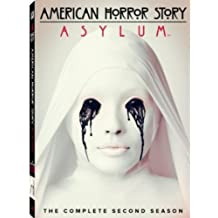 American Horror Story: Asylum - The Complete Second Season