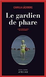 """Afficher """"Erica Falck n° 7<br /> Le gardien de phare"""""""
