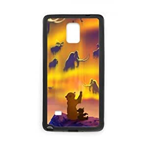Brother Bear 2 Samsung Galaxy Note 4 Cell Phone Case Black B97651967