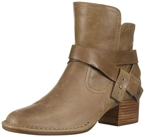 UGG Women's W Elysian Boot Fashion, Sahara, 9 M US (Ugg Leather Boots)