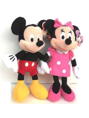 (Disney Mickey and Minnie Mouse 10