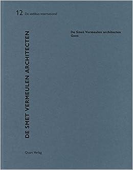 De Smet Vermeulen: De Aedibus International (French) (French Edition)