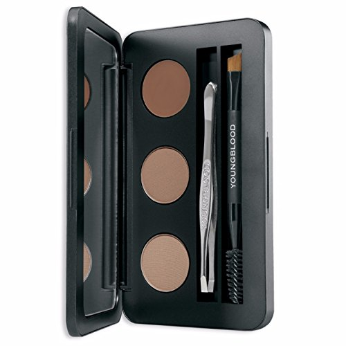 Youngblood Brow Artiste Kit, Brunette, 3 Gram