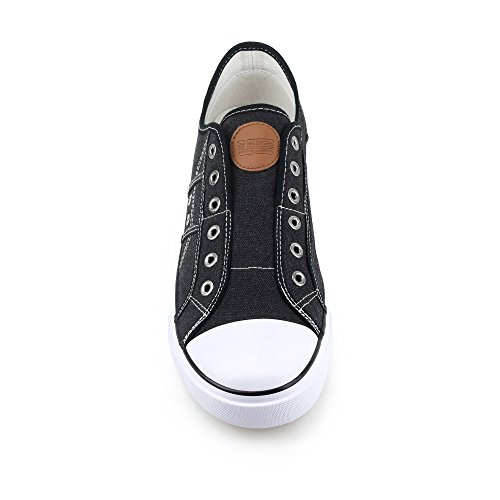 Sneaker Chelan Black Chelan UNIONBAY Slip Mens UNIONBAY Mens Slip On On qHYwnxvzU