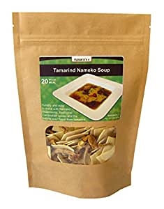 Tamarind Nameko Soup (3oz Pouch, Serves 2)