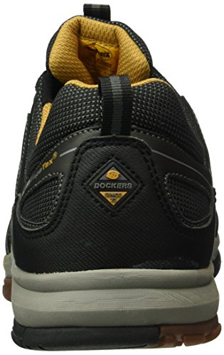 Dockers by Gerli 39fa001-543100 - Zapatillas de senderismo Hombre Negro