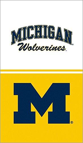 WOWindow Posters University of Michigan Wolverines Collegiate Decoration includes 32