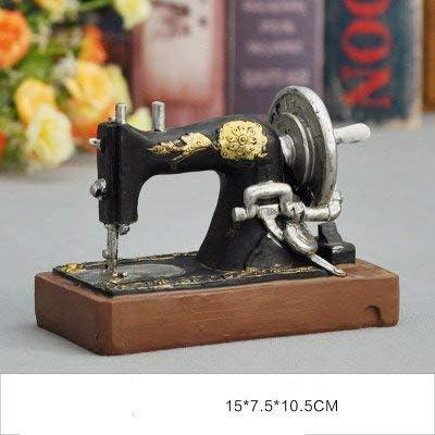 Payonr - Adornos para decoración del hogar, Mini máquina de Coser ...