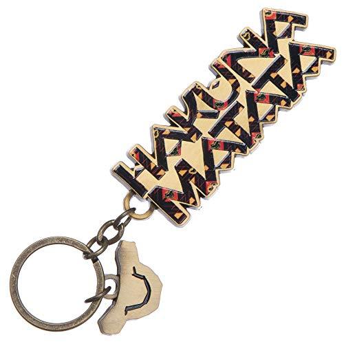 Hakuna Matata Simba Keychain Disney Accessories