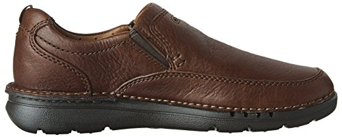 Clarks Mens Unnature Facile Brown