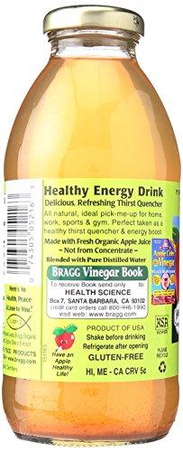 Bragg Beverage Apple Cider & Cinnamon, 16 oz by Bragg (Image #3)