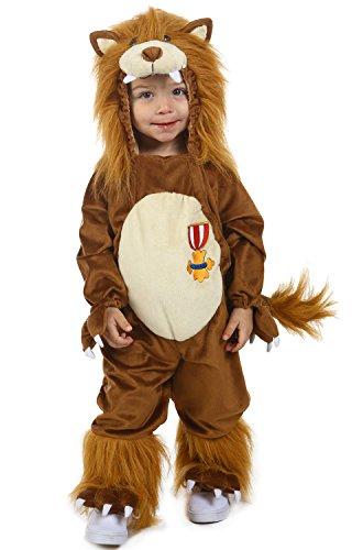 Princess Paradise Wizard of Oz Cowardly Lion Costume, 18-2T ()