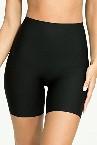 spanx-trust-your-thinstincts-medium-control-targeted-short-m-very-black