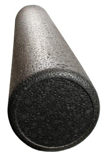 Black High Density Rollers Round