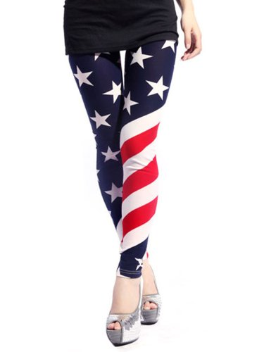 Women's Uncle Sam Leggings