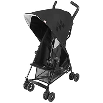 Maclaren Mark II Stroller, Black