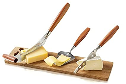 Compra BOSKA Cheese Explore Set - Tabla para Cortar Queso y ...
