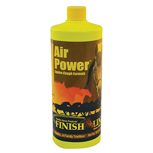 Cough Formula - Finish Line Horse Products Air Power (Pint)