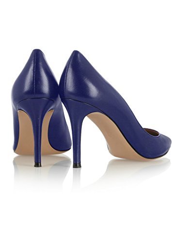 Shoes Business Blue office Women's high Court Soireelady Party Formal Shoes Heel Shoes Dress 0aw4q