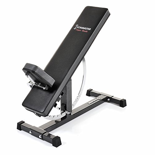Ironmaster Super Bench Adjustable weight-lifting Bench