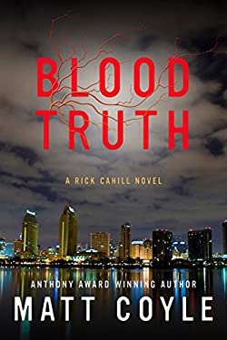 Blood Truth (The Rick Cahill Series Book 4)