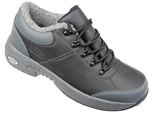 Oregon Mudders Womens CW400N Waterproof Oxford Golf Shoe with Turf Nipple Sole