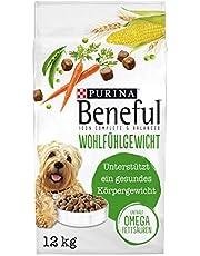 Purina Beneful Droogvoer voor Honden, met Kip, Tuingroente en Vitaminen, Zak van 12 kg