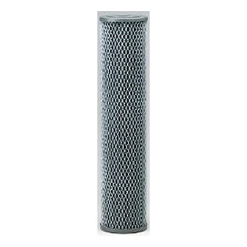 "Pentek FloPlus-20BB Carbon Block Filter Cartridge, 20"" x 4-5/8"", 0.5 Micron"