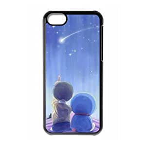 Doraemon iPhone 5c Cell Phone Case Black 218y-893131