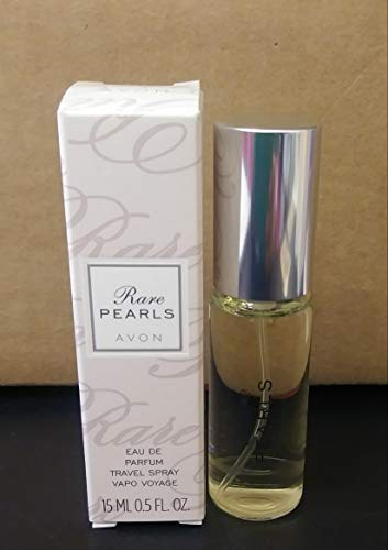 Avon Rare Pearls Eau De Parfum Purse Spray 0.5oz