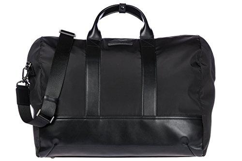 Emporio Armani sac de voyage noir  Amazon.fr  Chaussures et Sacs f5d713b247cc