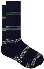 PS by Paul Smith Men's Sock Stripe B