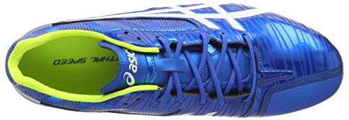 Speed Bleu Gel electric white Blue De Chaussures Rugby 3901 Asics Yell Homme lethal flash 0UwEqnT