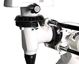 Gskyer Power Seeker Refractor 90mm EQ Telescope Using German Technology
