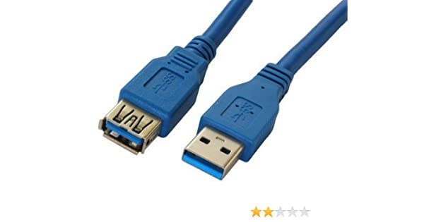 Tripp Lite U324-006 A-male To A-female Usb 3.0 Cable 6 Ft