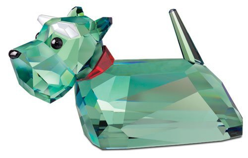 Swarovski Scottie Lovlot Dog Figurine 1089199