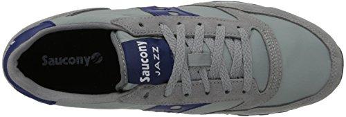 Saucony Originals Herren Jazz Original Sneaker Grau Blau