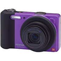 Pentax Optio RZ10 14 MP Digital Camera with 10x Optical Zoom with CCD Shift Stabilization and 2.7-Inch LCD (Violet) Basic Intro Review Image