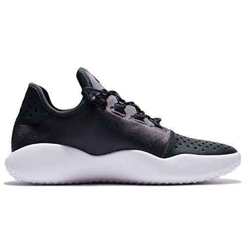 Nike Fl-Rue Mens Football Cleats Shoes, Anthracite/Anthracite-White Anthracite/Anthracite-white